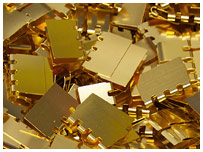 Gold Plating Services - Precision Plating Company - Chicago, IL