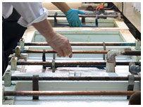 Copper Plating Services - Precision Plating Company